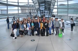 Unsere Mentoren und Mentees im Bundestag